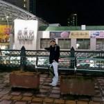 160121夜 長崎到着